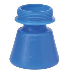 Zapasowy pojemnik do pianownicy 9301 i9305, niebieski, 1,4 litra, VIKAN 93103