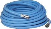 Wąż PCV do ciepłej wody, 1/2 cala, niebieski, 20 metrów, VIKAN 93373