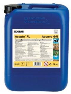 Środek dezynfekujący Asepto Fluessig, opakowanie 24 kg