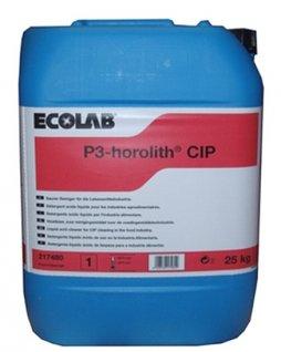 Kwaśny środek myjący P3-Horolith Cip, opakowanie 25 kg