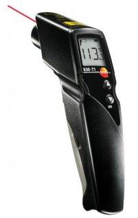Pirometr laserowy, termometr bezdotykowy na podczerwień, 1punktowy, TESTO 830-T1
