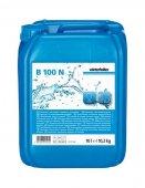 Nabłyszczacz uniwersalny B 100 N do zmywarek, środek nabłyszczający, poj. 10 l