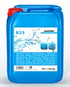 Dzięki wieloletniemu doświadczeniu i kompetencji jako specjaliści od zmywarek przemysłowych Winterhalter oferuje praktyczne, wysokiej jakości i niezawodne działanie detergentów i produkty do higieny zmywarek.