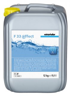 Detergent F33 do mycia szkła wzmywarkach, 12kg