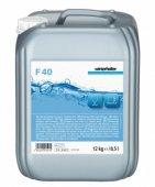 Detergent F 40 do mycia szkła w zmywarkach, 12kg