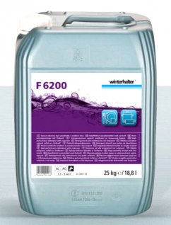 Detergent wysokowydajny F6200 do zmywarek przemysłowych ipodblatowych, 25kg