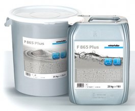 Detergent P865 Plus do naczyń zaluminium, 25kg